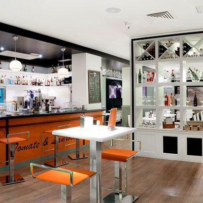 Reforma de restaurante en madrid. Tomate & Langostino