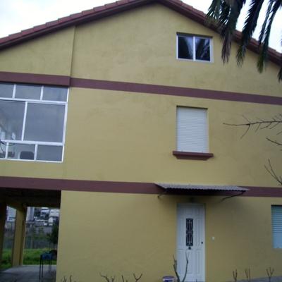 Reforma de tejado y pintado exterior de la casa