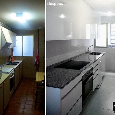 Reforma de vivienda en Benidorm