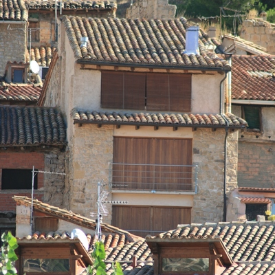 reforma de vivienda entre medianeras