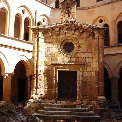 Reforma del seminario pontifice de tarragona ( Tarraco)