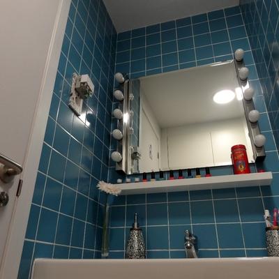 Reforma en cuarto de baño