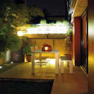 Reforma en terraza