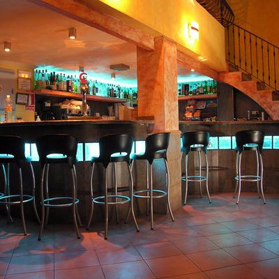 Reforma en un bar de copas