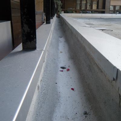 Reforma humedades en terraza 2