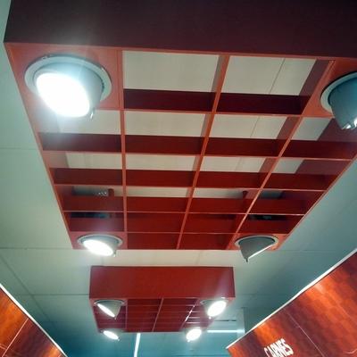 Reforma instalación eléctrica supermercado