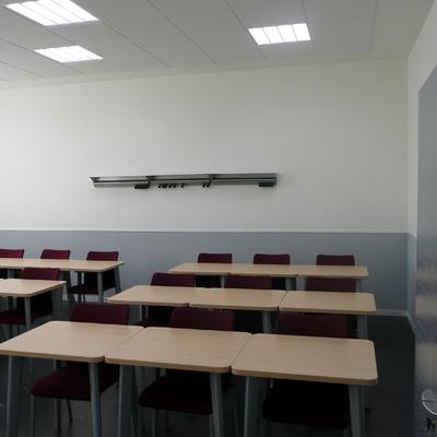 Reforma integral Centro de formación Renfe