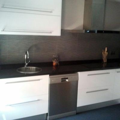 reforma integral cocina de una cocina en vinaros 1