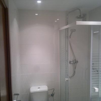 reforma integral de baño 2