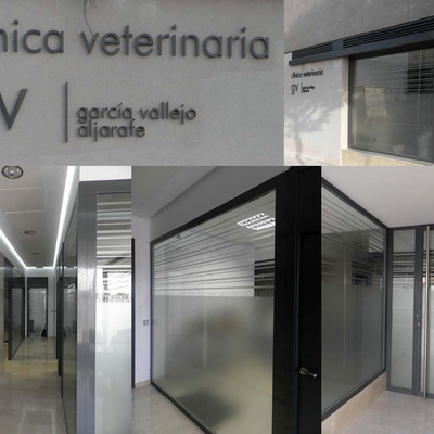 Reforma integral de local comercial para clinica veterinaria
