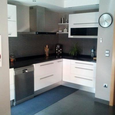 reforma integral de una cocina en vinaros