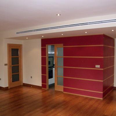 Reforma integral de una vivienda en Murcia-Salon