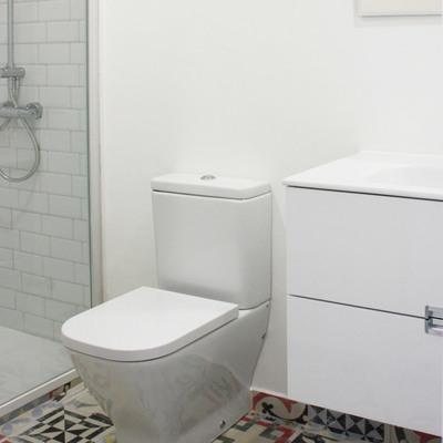 Sanitarios cuarto baño
