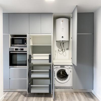 Electrodomésticos integrables en muebles de cocina