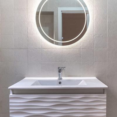 Espejo para lavabo retroiluminado