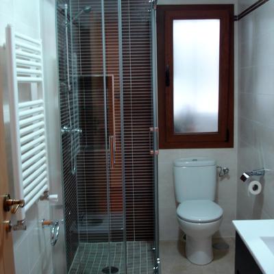 Reforma Integral Foto baño c/ Virgen del Coro, 20