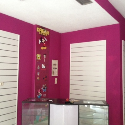 reforma integral franquicias DREAM STORE