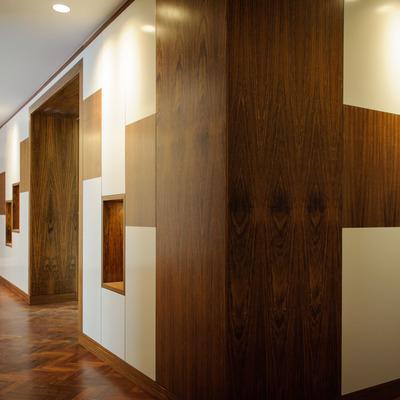 Diseño armario salón - pasillo