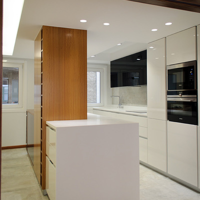 Cocina - mobiliario de Pedini