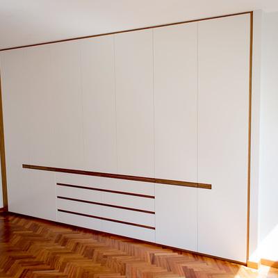 Diseño de armario dormitorio