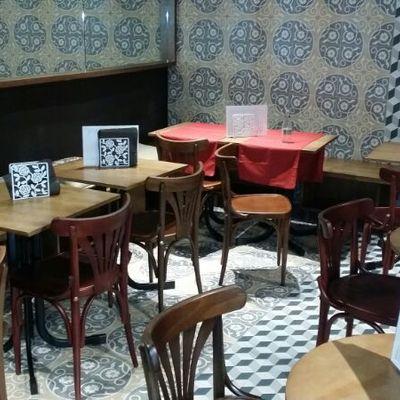 Reforma Local - Bar Aromas de Barcelona ( C.C. Las Arenas-Barcelona)