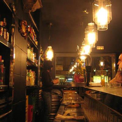 Reforma local destinado a bar