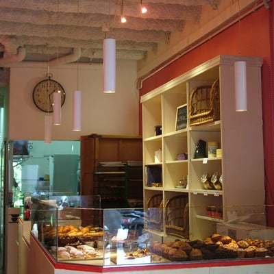 Reforma local para pastelería