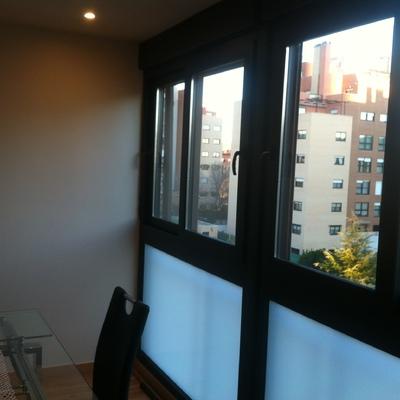 Reforma para integrar Terraza en Salón (incluido cerramiento)
