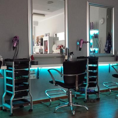 reforma peluqueria San Pedro Alcantara