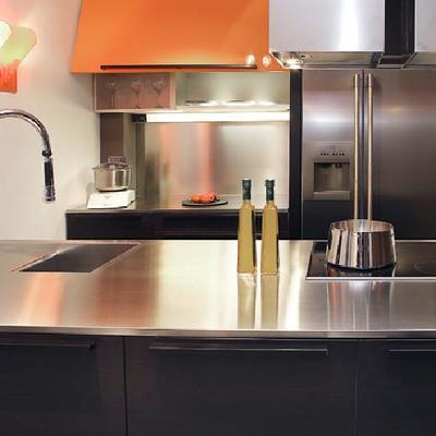 reforma piso Barakaldo (zona cocina)