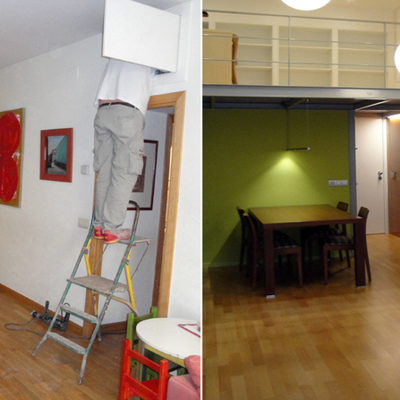 reforma piso en barcelona