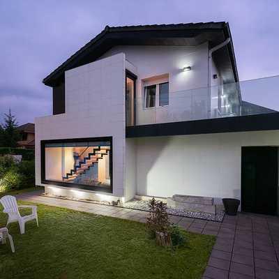 Reforma de una vivienda unifamiliar en Somio