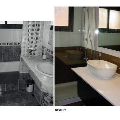 "Reforma Baño ""Low Cost"""