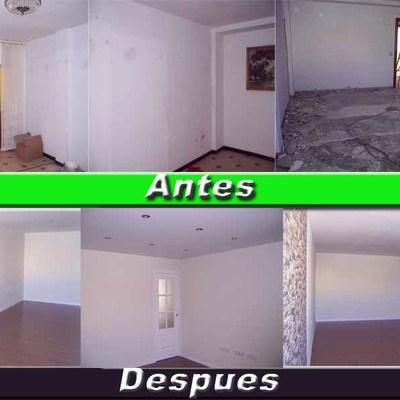 Reforma salon Repar2000