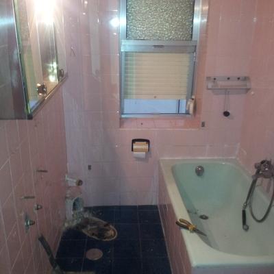 reforma, Sustitucion bañera por plato de ducha