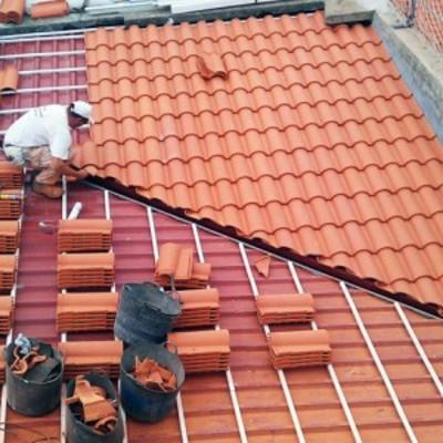 Precio tejados en navarra habitissimo - Materiales para tejados ...