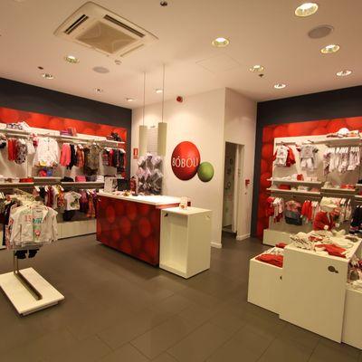 Reforma tienda de ropa