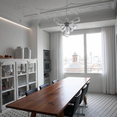 Reforma vivienda ático en Distrito Ciutat Vella- Valencia