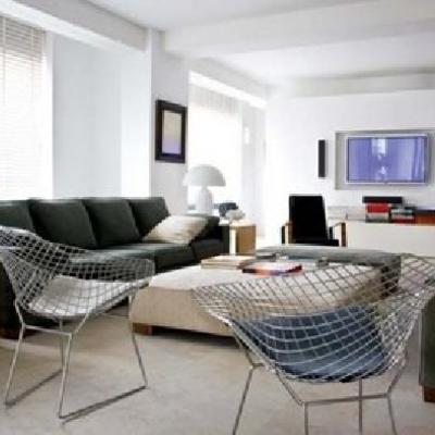 Reforma vivienda Bilbao (zona salon)