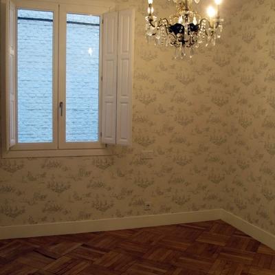 Reforma - vivienda Velázquez - dormitorio