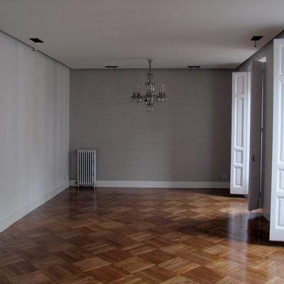 Reforma - vivienda Velázquez - salón