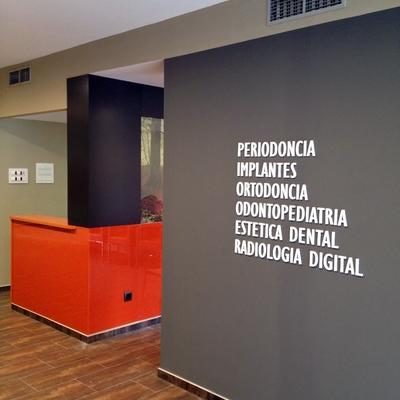 """REFORMA Y ADECUACION DE LOCAL PARA """"CENTRO ESTOMATOLOGICO"""""""