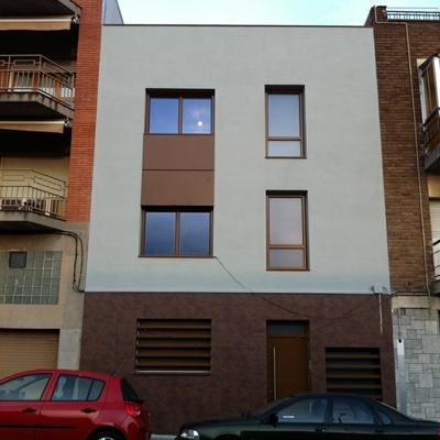 Reforma y Ampliación de un edificio, Igualada