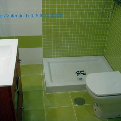Reformas Valentín Telf. 636 004 978