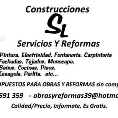 Reformas y Limpiezas 1