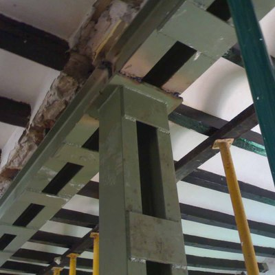 Refuerzo estructural