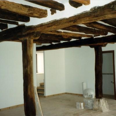 Rehabiliatacion caserio en santullan