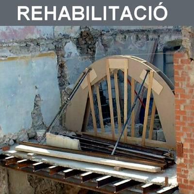Rehabilitació d'edificis