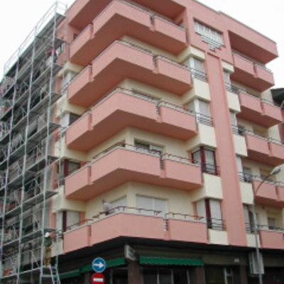 Rehabilitació d'una façana