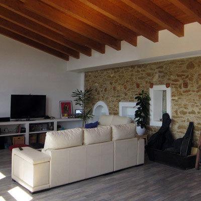 raddi ARQUITECTES Rehabilitación de antiguo corral para adaptarlo a vivienda unifamiliar, Les Piles, Tarragona